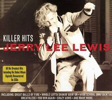 Jerry Lee Lewis - Killer Hits [New CD] UK - Import