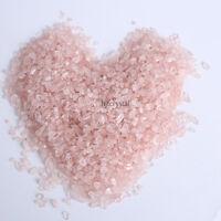 Wholesale 200g Bulk Tumbled Stone Rose Pink Quartz Crystal Healing Reiki Mineral