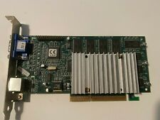 3dfx voodoo 3 3000 agp with tv out