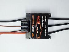 Fvt 120A Brushless Sensored/Sensorless Car/Electric Skateboard Ultrathin Esc 24V