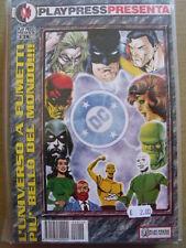 PLAY PRESS Presenta n°10 - Rivista fumetti DC Comics   [SP14]