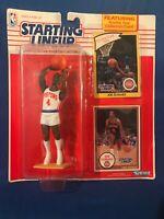 1990 JOE DUMARS Detroit Pistons Rookie Starting Lineup BRAND NEW SEALED
