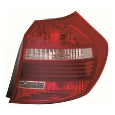 For BMW 1 Series E87 5 Door 2007-4/2012 Led Rear Light Red & Clear Right OS