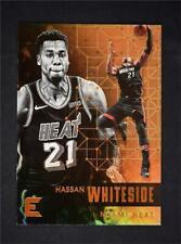 2017-18 Essentials Base #192 Hassan Whiteside