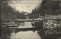 Marshfield ME Old Homestead c1910 Postcard