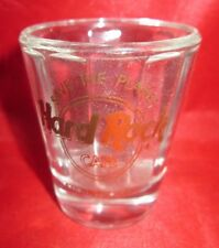 Hard Rock Cafe Atlantic City Shot Glass Save The Planet