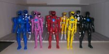 Bandai Power Rangers Then and Now full set with boxes.