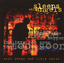 NEIL YOUNG AND CRAZY HORSE - SLEEP WITH ANGELS - CD