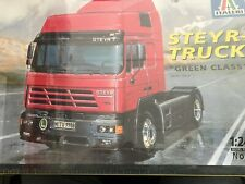 1/24 Steyr Truck Green Class ITALERI-744 8001283807449