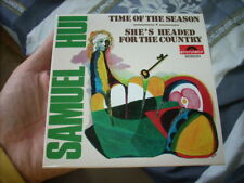 a941981 Sam Hui  許冠傑 HK Paper Back CD EP Time of the Season ( 2 Songs Only )
