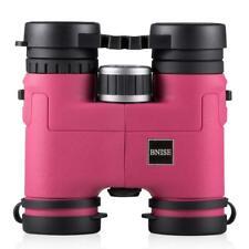 BNISE® - 8X32 Compact Binoculars for Bird Watching Lightweight FMC Optics BaK-4