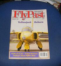 FLYPAST MAGAZINE SEPTEMBER 1991 - YELLOWJACK REBORN/FIREFLY AIR-TO-AIR