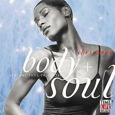 BODY & SOUL - Body & Soul: Christmas - Sensual Soul Collection - CD - **VG**