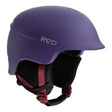 Burton RED Aletta Women Snowboard Helmet (XS) Violet