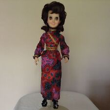 "Hasbor Aimee Doll 1972 18 to 21"" opens and closes eyes Collectible Vintage ?"