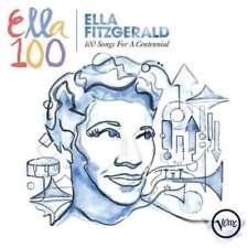 CD de musique pour Jazz Ella Fitzgerald avec compilation