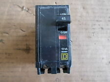 Square D 45A AD-8499 45-Amp Circuit Breaker *FREE SHIPPING*