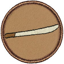 Awesome Boy Scout Patches - Machete Patrol Patch!! (#618)