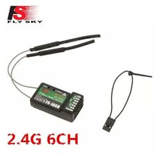 FlySky Fs-i6x 10ch 2.4ghz AFHDS RC Transmitter W/ Fs-ia6b Receiver AC