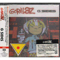 Gorillaz CD G Sides (Japanese) Emi Parlophone ‎536 9420 ‎Sealed