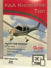 2019 AIRLINE TRANSPORT PILOT (ATP) FAA Knowledge Test Prep E-Book by Gleim