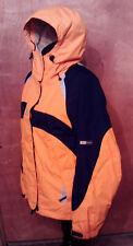 HELLY HANSEN Tech 5 Bright Orange Warm WINTER JACKET Ski Snowboard Coat Sz S/P