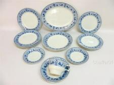 Quantity of Bridgwood Royal Fenton Works Part Tea Service Plates and a Cup 1924