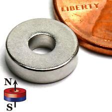 Strong N45 38od X 0136id X 110 Neodymium Rare Earth Ring Magnet 50 Pc