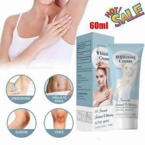 10 Seconds Instant Bellezon Whitening Cream Underarm Armpit Whitening Legs Knees