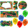 Jungle Joy Zoo Animals Birthday Banners Decorations Balloons Party Supplies
