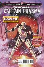 JOURNEY TO STAR WARS LAST JEDI CAPTAIN PHASMA #1 1:50 HOMAGE VARIANT NM
