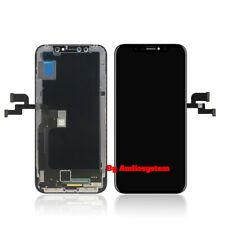 DISPLAY LCD+TOUCH SCREEN per APPLE IPHONE X 10 OLED GRADE AAA+ VETRO A1865 A1901