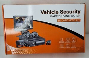 GISION 4CH 4G 1080P Car Mobile DVR Vehicle bus coach horsebox CCTV
