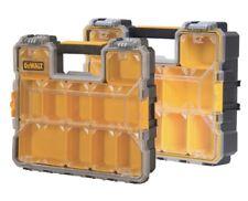DEWALT Deep Pro OrganiserTool Storage  2 PACK Yellow/Black IP53 Free Delivery