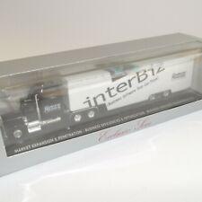 """Herpa 1:87 Kenworth US-Truck Koffer-Sattelzug """" inter Biz """" OVP(EK1506)"""