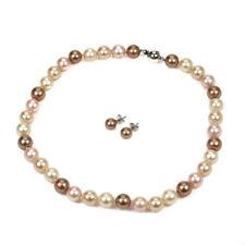 Bronze-Perle Modeschmuckstücke für Damen