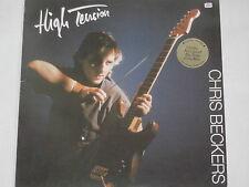 CHRIS BECKERS -High Tension- LP
