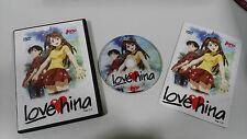 LOVE HINA DVD CAPITULOS 1-5 + EXTRAS JONU MEDIA MANGA ANIMACION