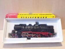 F49) Fleischmann 1324 - Dampflok BR 65 0014 - Metall - DB - HO - OVP - ansehen !