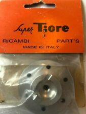 SUPER TIGRE ST60 CYLINDER HEAD 22290393 RICAMBI PARTS ITALY RC NITO ENGINE RC