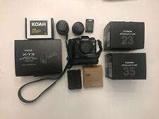 Fujifilm X-T3 26.1MP Digital Camera - Black