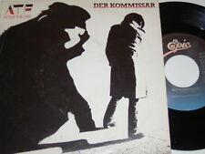 """7"""" - After the Fire Der Kommissar & Nobody else but you - 1982 # 3081"""