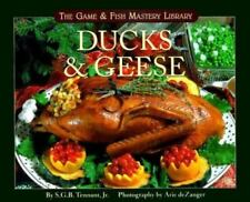 Ducks & Geese (The Game & Fish Mastery Library)-ExLibrary