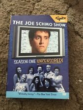 The Joe Schmo Show - Season One Uncensored (DVD, 2004, 3-Disc Set)