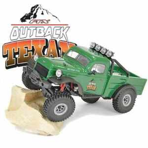 Ftx Outback Mini X Texan 1:18 Trail Ready-To-Run Green FTX5524GN