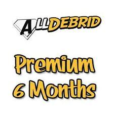 AllDebrid.com 6 months Premium - Fast worldwide processing 24H