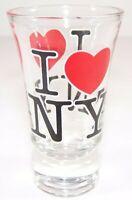 I Love NY New York Shot Glass