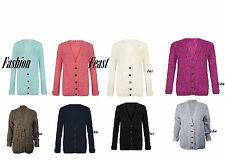 Unbranded Button Regular Size Jumpers & Cardigans for Women