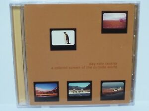 DAY RATE CESSNA ~ A COLORED SCREEN OF THE OUTSIDE WORLD ~ 2000 ~ LIKE NEW CD