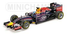 MINICHAMPS 110 140001 F1 INFINITI RED BULL RACING RB10 model S VETTEL 2014 1:18